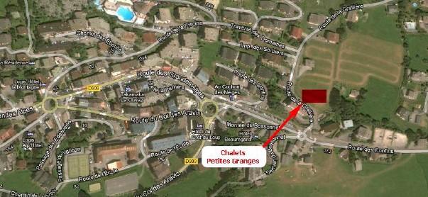 Vente la clusaz immobilier for Prix m2 hors d eau hors d air